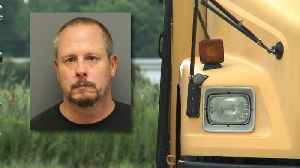 News video: Substitute Bus Driver Pleads Guilty to Sexting Teen