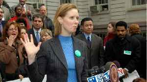 News video: 'Sex and the City's' Cynthia Nixon To Run For New York Governor