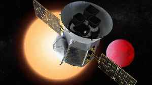 News video: NASA Readies For The Launch Of Its New Planet-Hunting Spacecraft