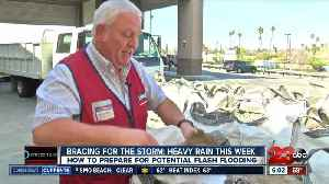 News video: Preparing for potential flooding this week