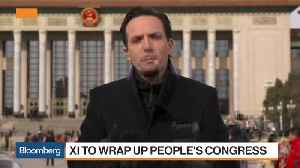 News video: China President Xi Jinping Has Most Power Since Mao