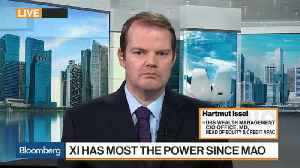 News video: UBS' Issel Sees Continuity at the PBOC