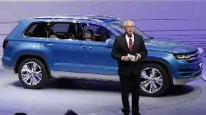 News video: VW to Invest $340 Million in Tennessee Plant to Build New SUV