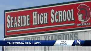 News video: Who is allowed to bring guns into California schools?