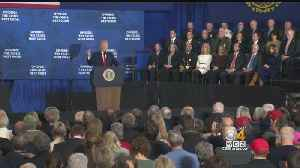 News video: In NH Speech, Trump Proposes Death Penalty For Drug Dealers