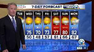 News video: Latest South Florida forecast from Storm Team 5