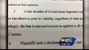 News video: New Abortion Law