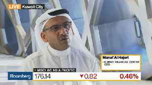 News video: Kuwait Financial Centre CEO on Development, Investing