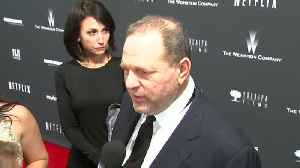 News video: The Weinstein Company declares bankruptcy