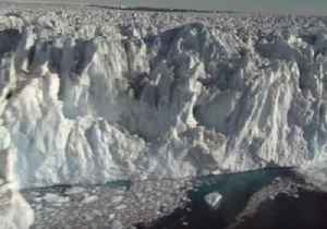 News video: Spain-Sized Glacier Presents Rising Global Sea Level Risk, Scientists Say