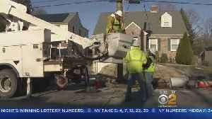 News video: Fourth Nor'easter To Hit Tri-State Area
