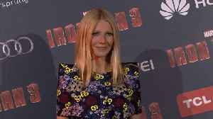 News video: Gwyneth Paltrow's lifestyle brand leaves her less time for film roles