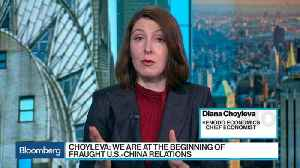 News video: Diana Choyleva Says Globalization Has Been All About Including China