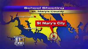 News video: Shooting At Great Mills H.S. In St. Mary's County