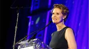 News video: Cynthia Nixon Running For New York Governor