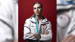 News video: Adam Rippon Breaks Down The Cost Of Being An Olympic Figure Skater