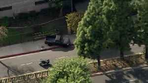 News video: 4 Students Hit by Truck Outside California High School