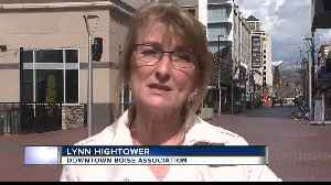 News video: NCAA tournament impacts Boise positively