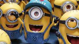 News video: 'Despicable Me 3' Heads To Netflix