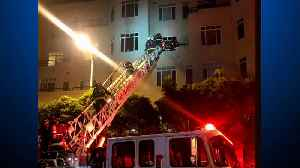 News video: HEROIC RESCUE: Assistant Chief Bob Postel talks about rescue of woman from San Francisco fire