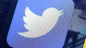 News video: Twitter Shares Down After Israeli Gvernment Suggests Legal Action