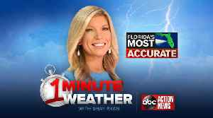 News video: Florida's Most Accurate Forecast with Shay Ryan on Tuesday, March 20, 2018