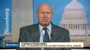 News video: Putin, Trump Meeting a Good Idea, Fmr. Amb. Pickering Says