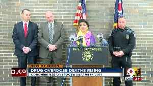 News video: Drug overdose deaths rise in Hamilton County