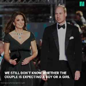 News video: The 3rd Royal Baby Already Has Their Own Webpage