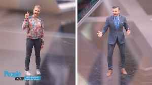 News video: PEOPLE Now Hosts Jeremy Parsons & Andrea Boehlke Get 'Downsized' as Dolls in Honor of the Movie!