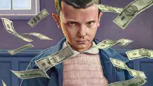 News video: 'Stranger Things' Cast Get MASSIVE Pay Raise: Millie Bobby Brown Making HOW MUCH?!