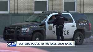 News video: Buffalo Police to increase body cameras