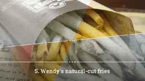 News video: Top 10 Fast-Food French Fries