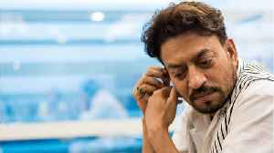 News video: Actor Irrfan Khan Reveals He's Battling Rare Tumor