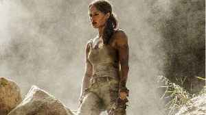 News video: 'Tomb Raider' Scores Big Overseas
