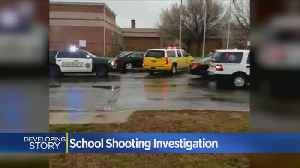 Shooter Dead In Maryland School Shooting, 2 Others Injured