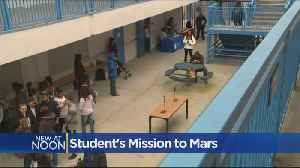 News video: North Highlands Students Taking Part In Mission-To-Mars Challenge