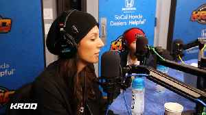 News video: Talinda Bennington: I Feel Responsible To Make Chester's Death Mean Something