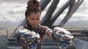 News video: Black Panther Most Tweeted About Film of All Time