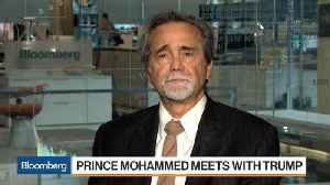 News video: Nabeel Khoury Worries Saudi Crown Prince Visit Is 'More Hype Than Substance'