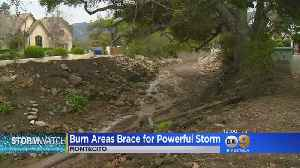 News video: SoCal Braces For Powerful Storm Set To Arrive Tuesday