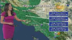 News video: Amber Lee's Weather Forecast (March 20)