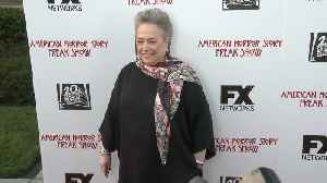 News video: 'American Horror Story' Kathy Bates to Return for Season 8
