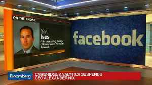 News video: GBH's Ives Says Facebook's User Data Leak Is a 'Major Black Eye'