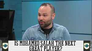 News video: Planet Futbol: Is Mohamed Salah The Next Great Player?