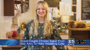 News video: Royal Wedding Baker Hails From Marin County