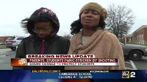 News video: Students, families react after Maryland school shooting