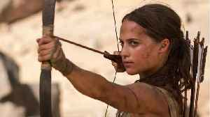 News video: Tomb Raider Film Exceeds Expectations