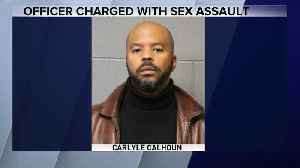 News video: Chicago Police Officer Charged with Sexually Assaulting Suspect Who Was in Custody