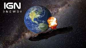 News video: NASA Working to Stop an Asteroid From Hitting Earth in 2135